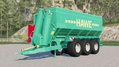 Configuraciones de neumáticos Hawe ULW 5000〡2 para Farming Simulator 2017