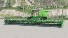 John Deere X9 1000〡Us versión para Farming Simulator 2017