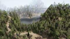 Valle Abandonado 2 para MudRunner