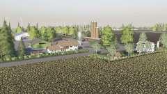 Nordfriesische Marsch v1.7〡sestanches para Farming Simulator 2017