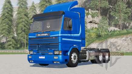 Scania serie 3〡L serie〡T-series para Farming Simulator 2017