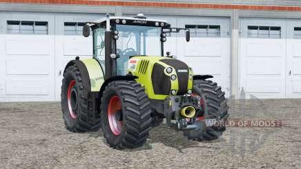 Claas Arioꞑ 650 para Farming Simulator 2015