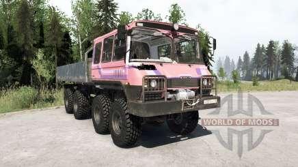 KRS-58 Bandido para MudRunner