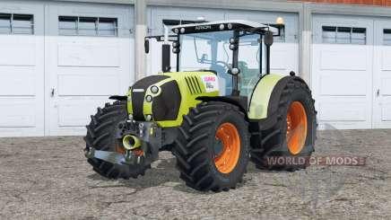 Claas Arion 650〡cumo lleno para Farming Simulator 2015