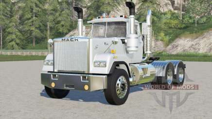Mack Super-Liner Day Cab〡options para los filtros para Farming Simulator 2017