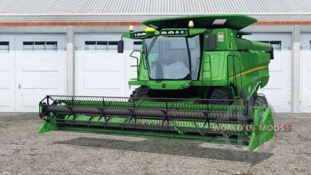 John Deere S660〡Control interactivo para Farming Simulator 2015
