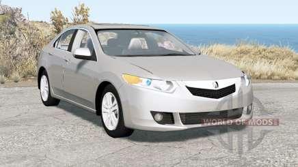 Acura TSX V6 2010 para BeamNG Drive