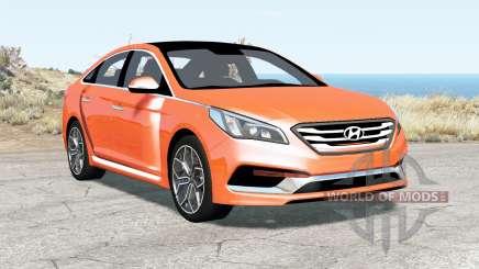 Hyundai Sonata Sport (LF) 201ⴝ para BeamNG Drive