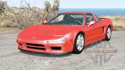 Acura NSX 2001 para BeamNG Drive