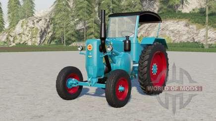 Lanz Bulldog D3606 para Farming Simulator 2017