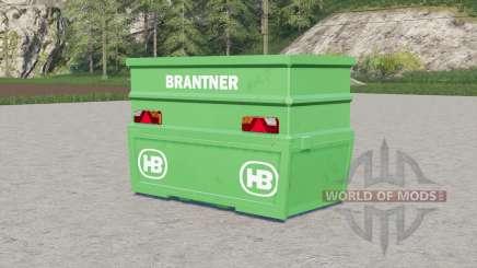 Brantner Tool Box para Farming Simulator 2017