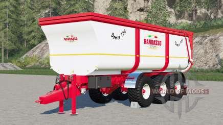 Randazzo TR 70 PP para Farming Simulator 2017