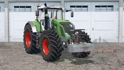 Fendt 828 Vario〡peso para Farming Simulator 2015