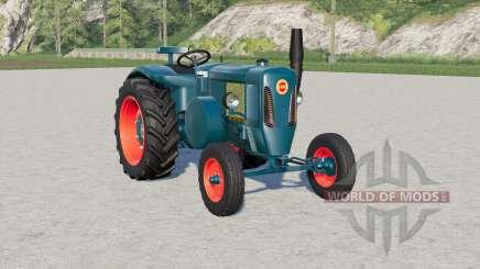 Lanz Bulldog D6016 para Farming Simulator 2017
