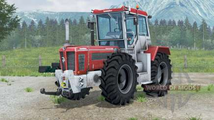 Schluter Super-Trac 2500 VꝈ para Farming Simulator 2013