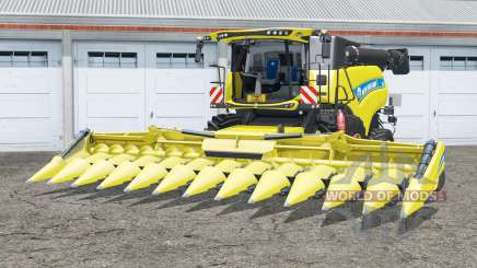 New Holland CR10.90〡con tubería de descarga más pequeña para Farming Simulator 2015