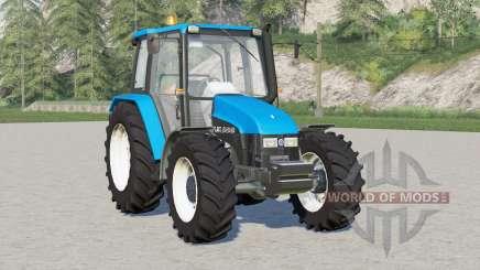 New Holland TL series para Farming Simulator 2017