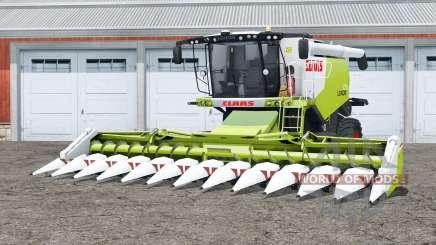 Claas Lexion 770 TT〡Convelocidad〡Vario para Farming Simulator 2015