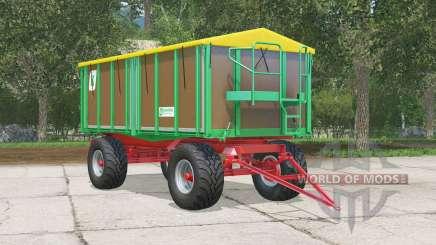 Kroger Agroliner HKD 302〡tresa versiones para Farming Simulator 2015