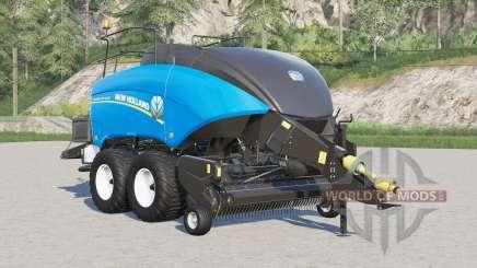 New Holland BigBaler 1290〡blue para Farming Simulator 2017