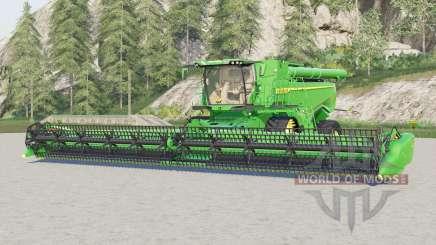 John Deere X9 1000 para Farming Simulator 2017