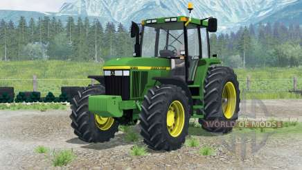 John Deere 7810〡USA para Farming Simulator 2013