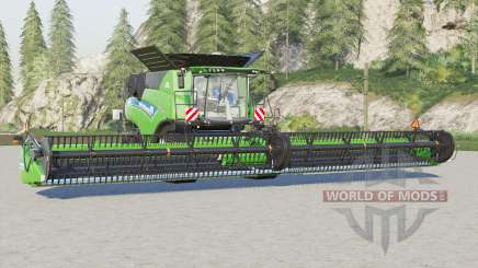 New Holland CR10.90 Revelation〡Maxi para Farming Simulator 2017