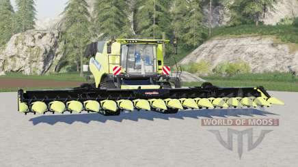 New Holland CR10.90 for sugar cane para Farming Simulator 2017