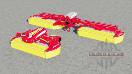 Pottinger NovaCat with variable swath para Farming Simulator 2017