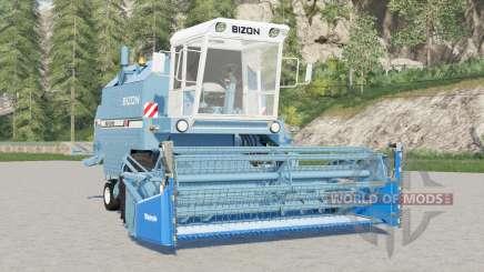 Bizon Rekorᶁ Z058 para Farming Simulator 2017