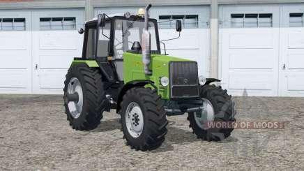 MTH 1221B Bielorrusia〡secciones de color para Farming Simulator 2015