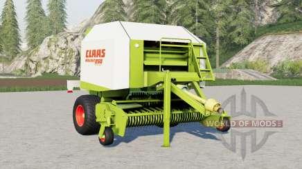 Claas Rollant 250 RotoCut〡suelo y desgarro para Farming Simulator 2017