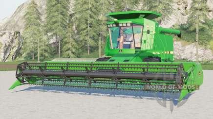 John Deere 9000〡100000000 capacidad para Farming Simulator 2017