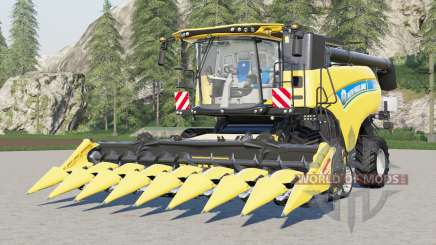 New Holland CR series para Farming Simulator 2017