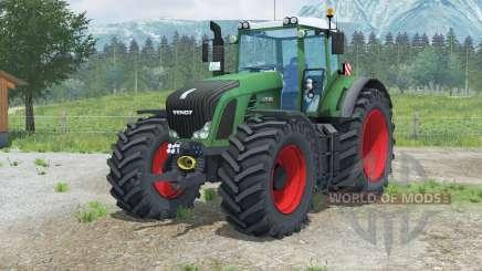 Fendt 933 Vari para Farming Simulator 2013