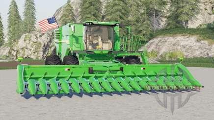 John Deere X9 1000〡arbol estadounidense para Farming Simulator 2017