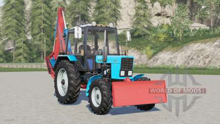 MTH 82.1 Bielorrusia EO 2121 para Farming Simulator 2017