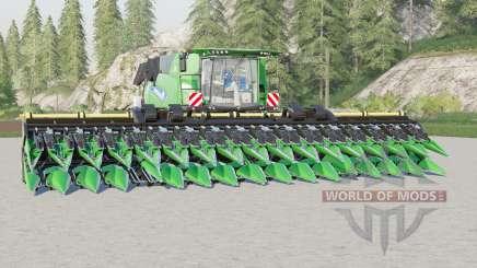 Nueva Holanda CR10.90 Revelación〡4000000 capacidad para Farming Simulator 2017