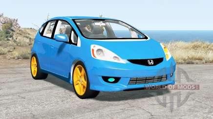 Honda Fit Sport (GE) 2009 para BeamNG Drive