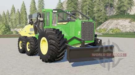 John Deere 968L-II para Farming Simulator 2017