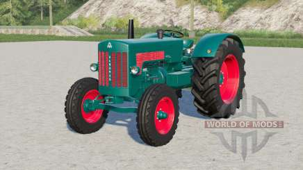 Hanomag Robust 800 para Farming Simulator 2017