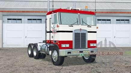Kenworth K100〡McCrary Trucking para Farming Simulator 2015