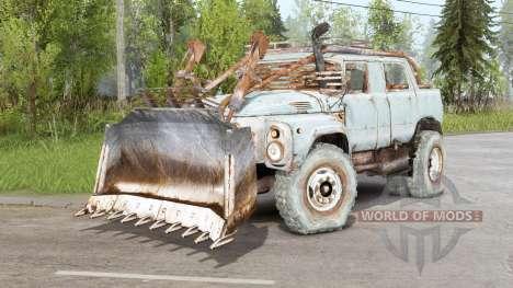 Sil Mongo para Spin Tires