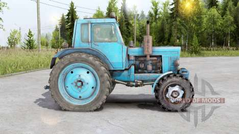 Variantes de color 〡 MTH 82 Bielorrusia para Spin Tires