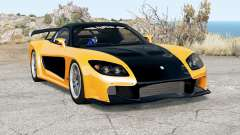 Mazda RX-7 VeilSide Fortune para BeamNG Drive