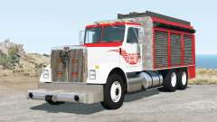 Gavril T-Series Fire Truck v1.2 para BeamNG Drive