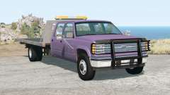Gavril D-Series Crew Cab Rollback Upfit v1.05 para BeamNG Drive