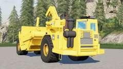 Caterpillar 631D〡el tractor-raspador para Farming Simulator 2017