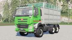 Tatra Phoenix T158 6x6.1 Agrotruck 2015 para Farming Simulator 2017