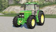 John Deere 6010 series para Farming Simulator 2017